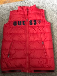 Guess vest brand new