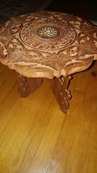 Made in India 9x 9 end table Martinsburg, 25403