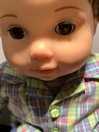 AMERICAN GIRL DOLL - BITTY BABY BOY TWIN with BROWN Hair & Eyes (RETIRED!) $40 OBO Youngstown