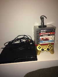 Sony PS3 slim console with controller and games-would trade obo Dartmouth, B2X 3S9