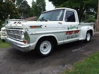 Ford - f100  - 1969 shop truck Fort Oglethorpe