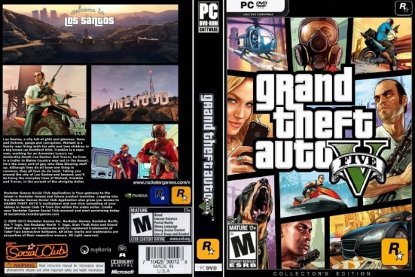 gta 5  game for computer