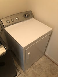 LG Profile Dryer (White/Silver) Gainesville, 20155