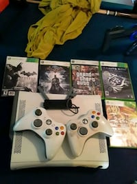 Xbox 360 with wifi adapter