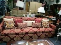 Ethan allen custum upholstered sofa Houston, 77077