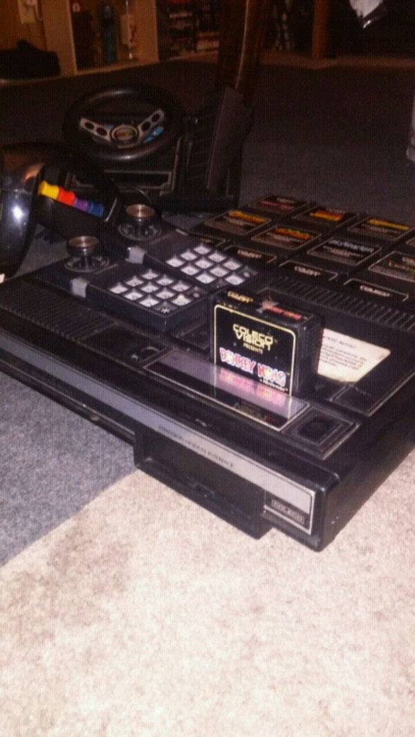 Colecovision system expansion module