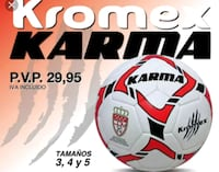 BALON KROMEX KARMA  Madrid, 28017