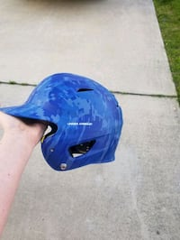 UA youth baseball/softball helmet  Fort Lee, 23801