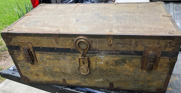 old wood trunk