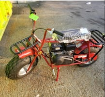 Motorized Bike for Sale!