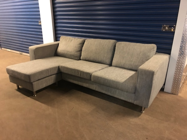 Admirable Used Gray Interchangeable Sectional Couch Can Deliver For Creativecarmelina Interior Chair Design Creativecarmelinacom