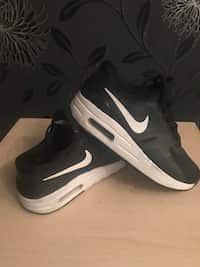 d0093f5a9d6c Used Nike air max 97 premium wool sequoia uk 7.5 for sale in ...