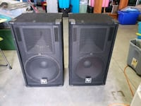 Electro-Voice Force-E Monitor Speakers  Marydel, 19964
