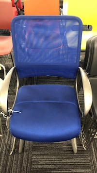 Blue rolling home/office chair Columbia, 21046