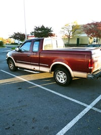1997 Ford F-150 Clinton
