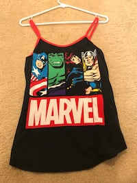 Women's Lg Marvel tank top New Baltimore, 48047