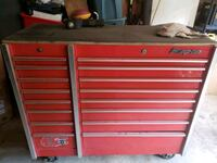 Snap on toolbox look good  Clinton, 20735
