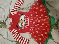 toddler's red and white onesie Magna, 84044