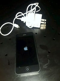IPhone 5 and charger  Edmonton, T5H 3X2