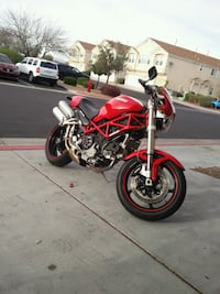 2007 ducati monster s2r 1000  Chino Hills, 91709