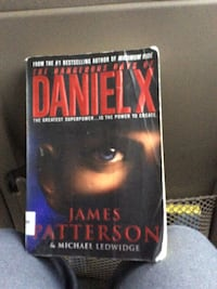 Daniel X book by James Patterson book Howe, 75459