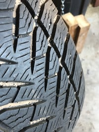 P225/60R18 Goodyear Eagle Colorado Springs, 80917