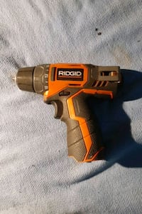 12 volt Ridgid no battery or charger