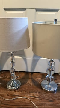 Lamps $10 each New Albany, 43054