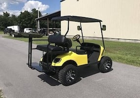 Like new~*~Ez Go Gas Golf Cart~*~Fully serviced.