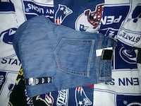 blue and white denim jeans Hagerstown, 21740