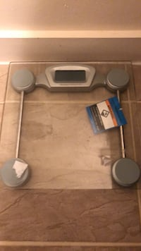Weighing scale digital.  Batteries not included