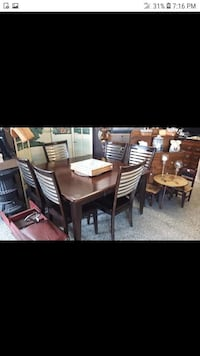 Table And Six Chairs  Luray, 22835