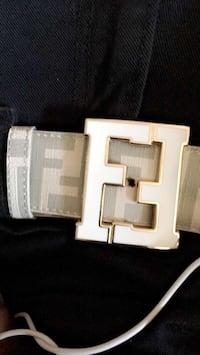 Real fendi belt had for a year now Toronto, M1G 1R2
