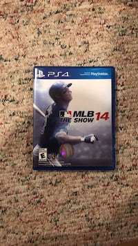 MLB the show 14 ps4 Springfield, 22153