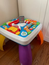 Fisher price learning table toy