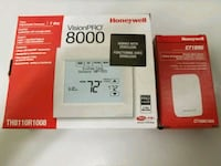 Honeywell Programmable Thermostat Nottingham, 21236