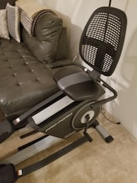 Elliptical Trainer and   null