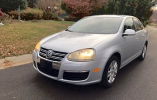 2007 Volkswagen Jetta Leather Sunroof Heated seats