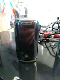 black and gray Bissell upright vacuum cleaner Milwaukee, 53218