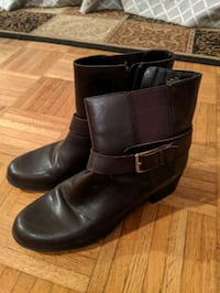Bandolino brown leather boots  Columbia, 21044