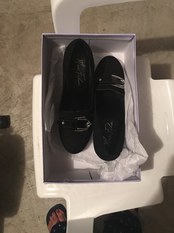 Brand new black Marc shoes. Size8 0