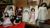 Dolls - Collectibles FAYETTEVILLE