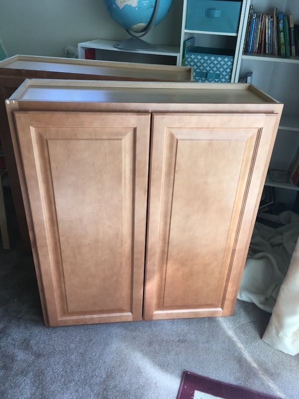 "Used 42""x36""x12"" kitchen wall cabinets for sale in ..."