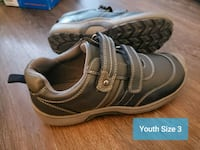 Boys Shoes Size 3 - Velcro closure - New $10 Fairfax, 22033