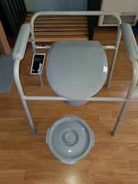 Portable adult potty commode Oakland, 94607