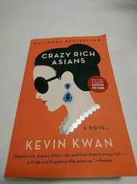 Crazy Rich Asians (by Kevin Kwan)  Pickering, L1X 2R2