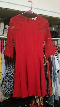 Red lace dress Bethesda, 20815