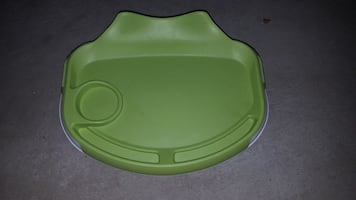 Table Tray - clip on to dining table.