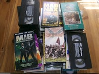 over a hundred vcr movies must go $20 for all Montgomery Village, 20886