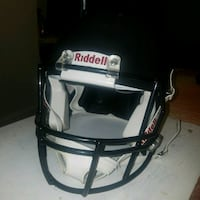 Riddell speed football helmet Gap